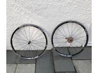 Cero wheel set
