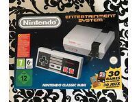 Nintendo NES Mini Brand New Boxed Sealed