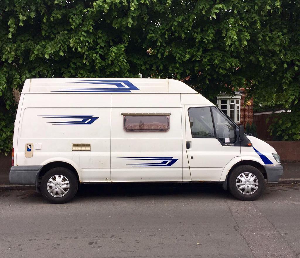 2000 Ford Transit Camper Conversion