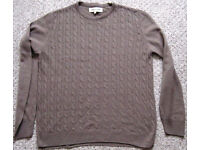 Mens Jumpers XS – XL, £1.50 - £3.50
