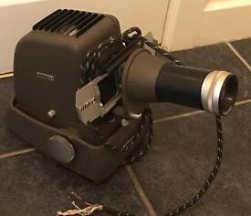 Vintage Aldis projector