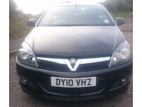 Vauxhall Astra Twin Top 1.8 Sport 2010