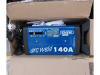 Electric welder kit Unused still in box