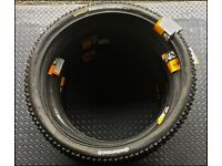 MTB, Mountain Bike Tyres , Brand New Continental Mountain King 2 , 2.4 Eight Available
