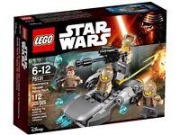LEGO: STAR WARS Resistance Trooper Battle Pack
