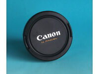 55MM SNAP ON LENS CAPS FOR CANON (50)