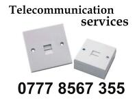 Telephone services, socket, faulty line, telecom engineer Folkestone, Dover, Ashford, Hythe, Deal