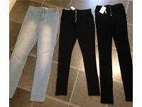 NWT Women's jeggings & Jeans UK10 New with tags £10 ono
