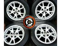 "16"" Genuine Vauxhall Insignia alloys Renault Trafic Vauxhall Insignia good tyres."