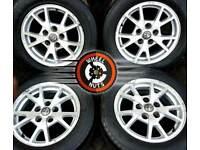 "16"" Genuine Vauxhall Insignia alloys Renault Trafic Vauxhall Insignia good tyres."