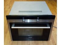 """""""GREAT CONDITION""""(£290) SIEMENS OVEN IQ700 (HB84E562B) Compact/Microwave Combination Stainless Steel"""
