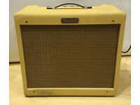 FENDER BLUES JUNIOR PR 295 - 2013 LIMITED EDITION TWEED AMP - NEVER GIGGED