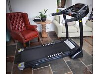 Roger Black Gold Medal Treadmill, running machine, excellent condition. Expensive new & hardly used!