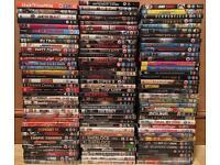 100+ DVD Job Lot