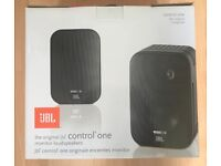 New - JBL Control One Speakers