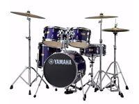 Yamaha Manu Katche (5 Piece Kit C/W Hardware)