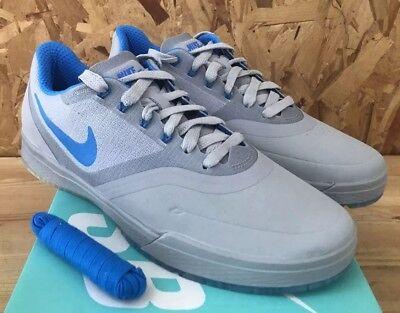 c4cf13ac419a Nike SB Paul Rodriguez 9 Elite Wolf Grey Photo Blue Obsidian Sz 9 NIB  833902-004