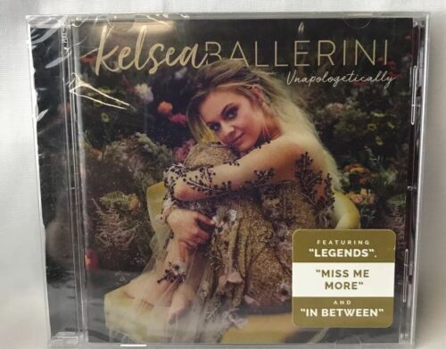 как выглядит Unapologetically by Kelsea Ballerini CD, Nov-2017, Black River Entertainment фото