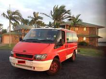 2006 Ford Transit Campervan negotiable price Brisbane City Brisbane North West Preview