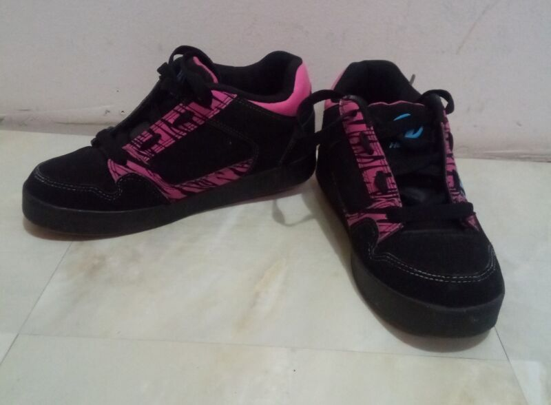 Heelys girls Ankle High Skateboarding shoes (size US6)