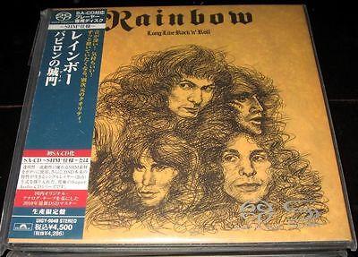 Rainbow - Long Live Rock 'n' Roll (1978) / JAPAN MINI LP SHM-SACD CD (2010) NEW for sale  Shipping to Canada