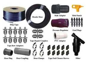 Kit-A-Garden-Drip-Irrigation-Water-System-Soaker-Tape
