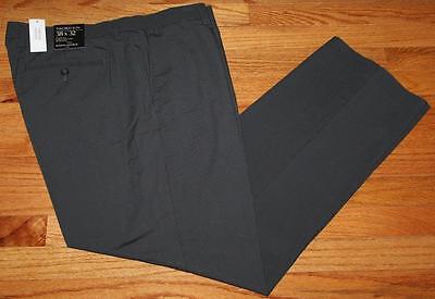 New Nwt Mens Banana Republic Tailored Slim Fit Non Iron Cotton Dress Pants  2H