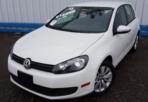 2013 Volkswagen Golf Trendline *HEATED SEATS*