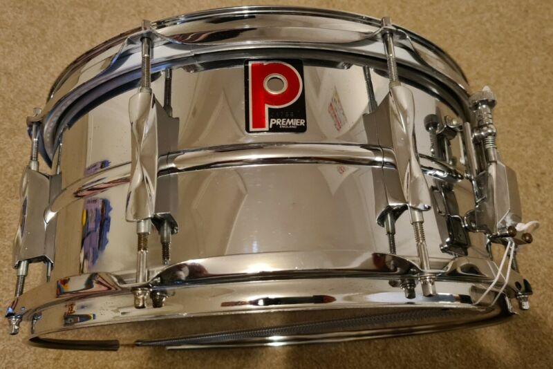 Premier 1026 14x6.5 Snare Drum