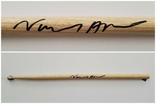 Vinny Appice Signed Drumstick Drum Stick Black Sabbath Dio Band Drummer RAD