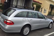 Mercedes E280 excellent condition inside and out Toorak Stonnington Area Preview