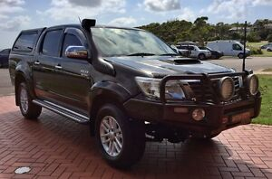 Toyota Hilux SR5 Salamander Bay Port Stephens Area Preview