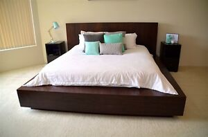 King bed Maylands Bayswater Area Preview