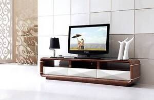 Brand new modern wood finish TV unit KANSAS Hoppers Crossing Wyndham Area Preview