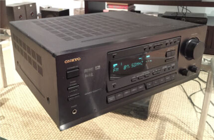 ONKYO TX-DS575 Home Theatre Stereo Receiver / Amplifier 350W Bondi Beach Eastern Suburbs Preview