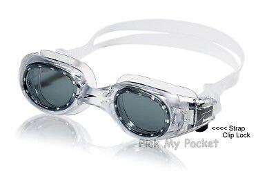 Speedo Adult Swim Goggle Hydrospex 2 - Smoke