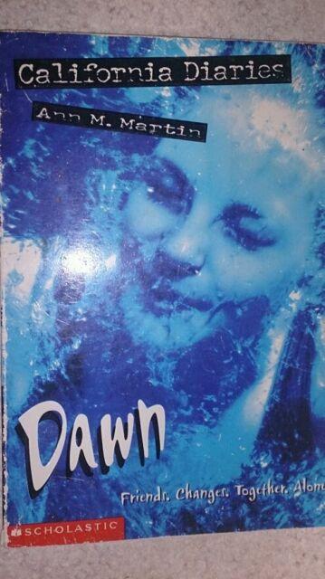 Californian Diaries Dawn by Ann M. Martin 0590298356