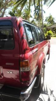 1998 Toyota LandCruiser Sahara 4500 Petrol Auto Leanyer Darwin City Preview