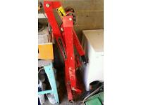 Clarke strong arm engine hoist for sale