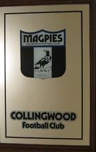 VFL AFL RARE VINTAGE COLLINGWOOD MAGPIES FOOTBALL CLUB MIRROR Camberwell Boroondara Area Preview