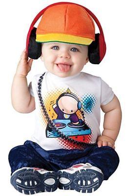 Baby Beats Infant Toddler DJ Halloween Costume Headphones 0-6 Months - Baby Beats Kostüm