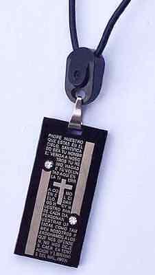 NEW Lawmate CM-NL10 Covert Hidden Cam Necklace Video Recorder PI Body Camera