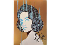 PURE EVIL - 'Richard Burton's nightmare' - HAND SIGNED print - c2015 - framed (Banksy Int. picture)