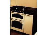 Cream stoves envoy gas cooker.