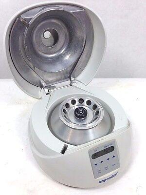 Eppendorf 5452 Minispin Micro Centrifuge W F45-12-11 Rotor Working