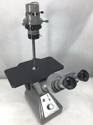 Olympus Tokyo Ck Binocular Inverted Microscope Warranty