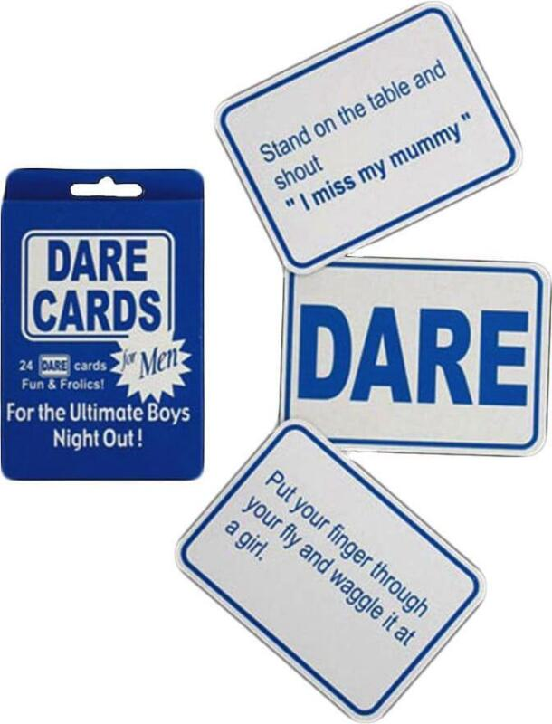 Stag Party Dare Cards Stag Night Tour Scratch Cards Funny Dare Scratchcards gift