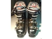 SUREFOOT NORDICA ladies, slim foot, ski boots in black. UK ladies Size 7. for sale £100.