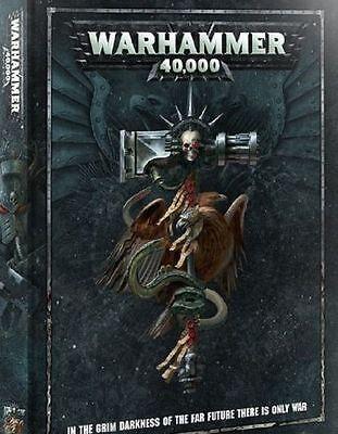 8th Edition Rulebook Warhammer 40k NEW  Dark Imperium