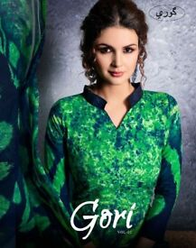 SWEETY GORI VOL-2 WHOLESALE INDIAN DRESS MATERIAL